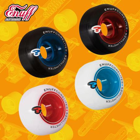 Enuff Corelites 101a 52mm Ruote Skateboard