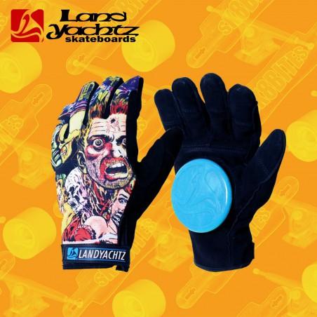 Landyachtz Comic Gloves