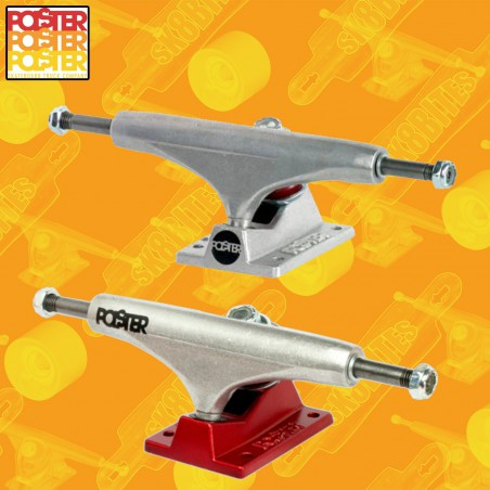 Polster Stage 4 Mid 134mm/149mm Attacchi Skateboard Longboard