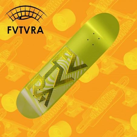 "Fvtvra Psiche Hcx R7 Lime 8.25"""