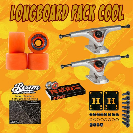 Longboard Pack Cool