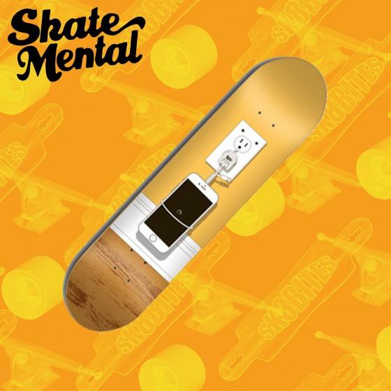 """SkateMental Dead 8.125"""" - 8.25"""""""