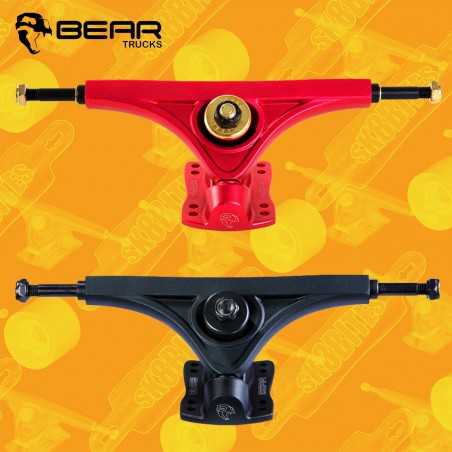 Bear Kodiak 45° Attacchi Longboard Freeride Trucks