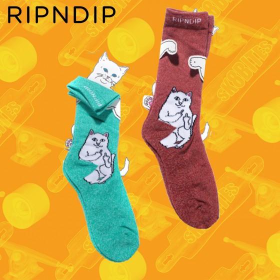Ripndip Nermal Socks