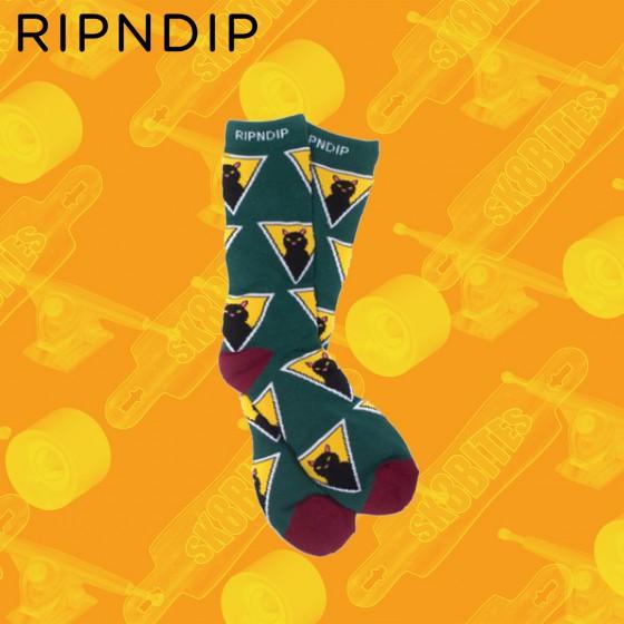 Ripndip NeighborHood Watch Socks