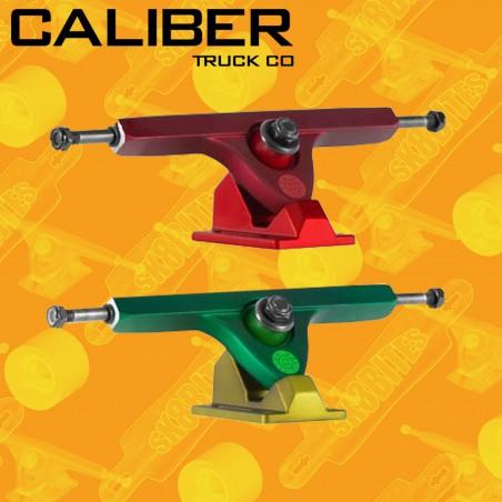 Caliber II Two Tone 50/44° Attacchi Longboard Freeride Trucks