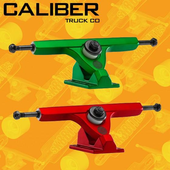 Caliber II Trucks 44°/50° Attacchi Longboard Freeride Trucks