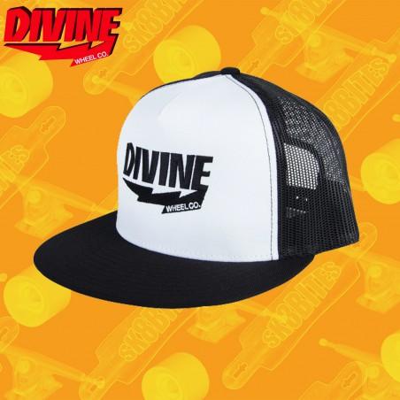 Divine Trucker Cap Logo