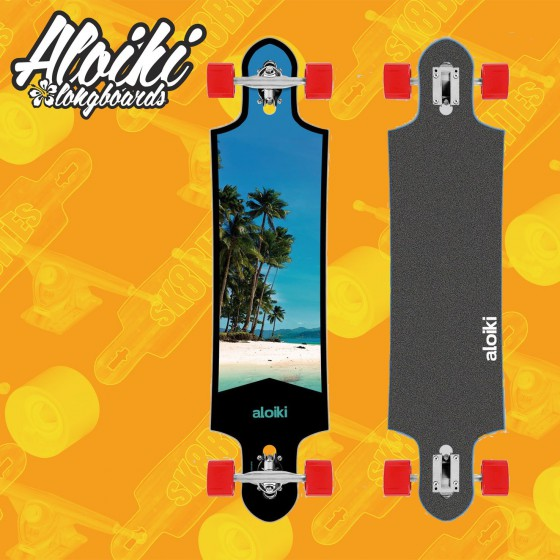 "Aloiki Longboards Island 39,4"""