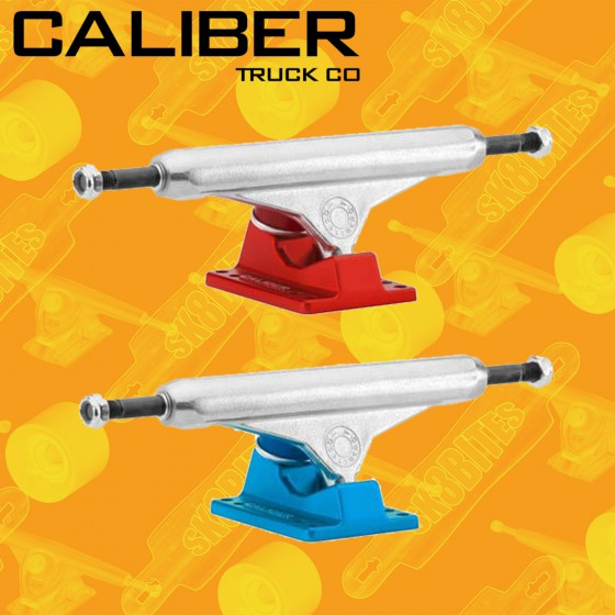 "Caliber Standard 8,5"" Trucks"