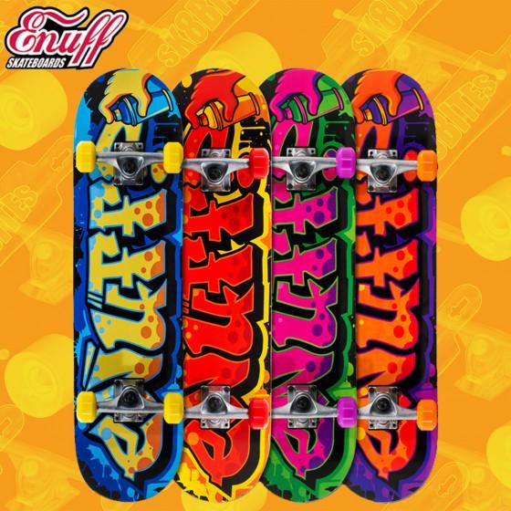 Enuff Graffiti II Mini Tavola Completa