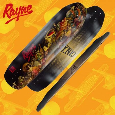 Rayne Fortune V3 100 Demons Tavola Longboard