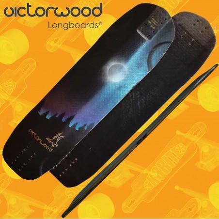 "Victorwood Falcon 35,4"" Tavola Longboard"