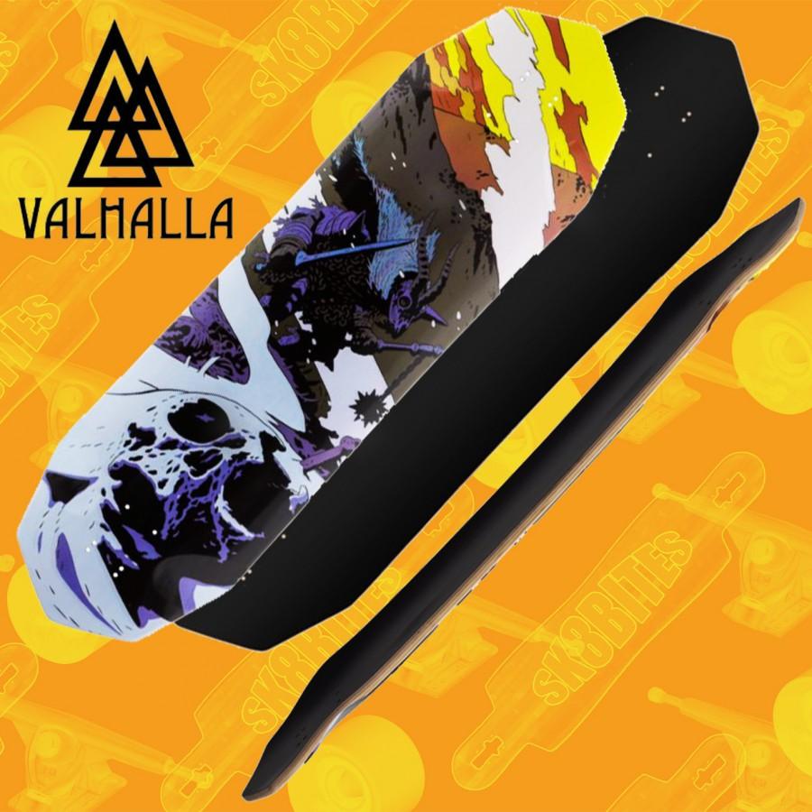 """Valhalla Octahedron 35"""" Tavola Longboard Freeride"""