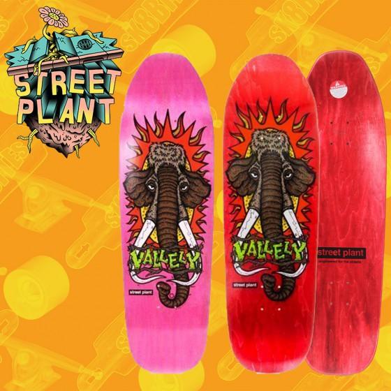 "Street Plant Mammoth 9,5"" Tavola Skateboard Oldschool"