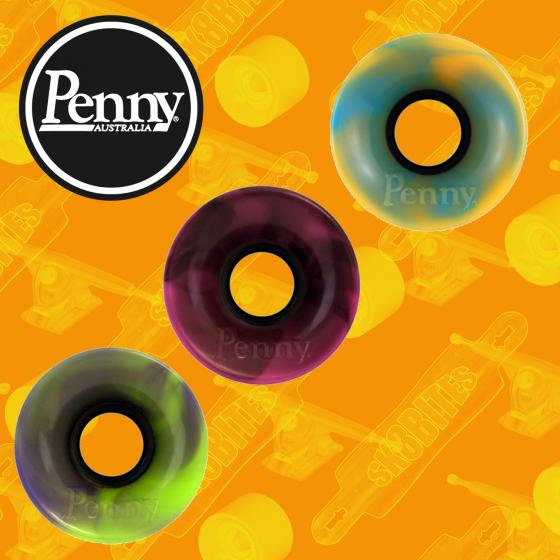 Penny Swirl Wheels