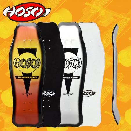 """Hosoi Hammerhead Double Kick 10.25"""" Tavola Skateboard Street Oldschool"""
