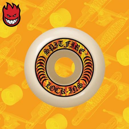 Spitfire Hellfire Lock Ins 99D Ruote Skateboard Street