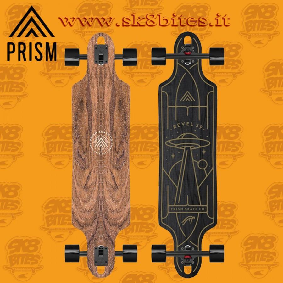 "Prism Revel 39"" Liam Ashurst Series Longboard Cruising Carving Deck"