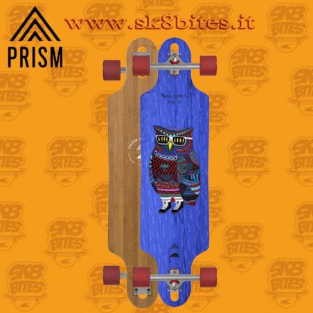 """Prism Revel Mulga 36"""" Longboard Cruising Carving Deck"""