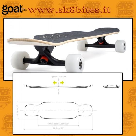 Goat Longboards Aurea 38