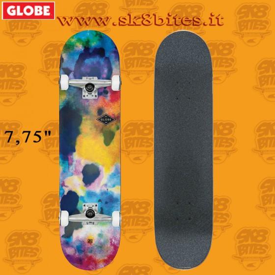 Globe G1 Full On Color Bomb 7,75″ Complete Skateboard Street Pool Deck