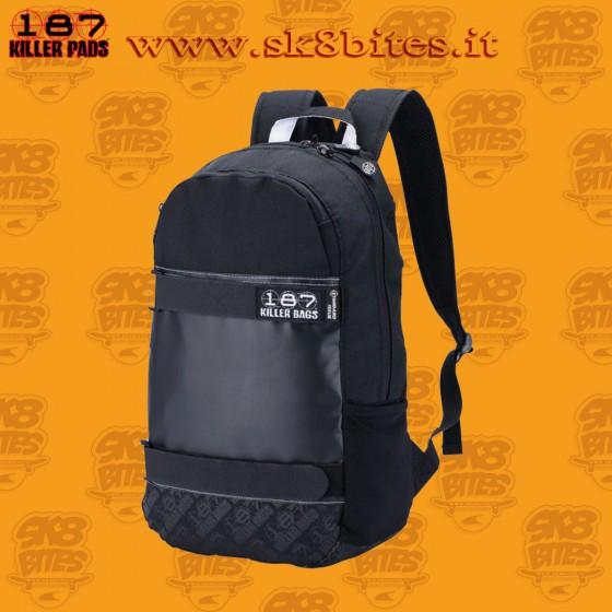 187 Standard Issue Backpack Black Streetwear Bag