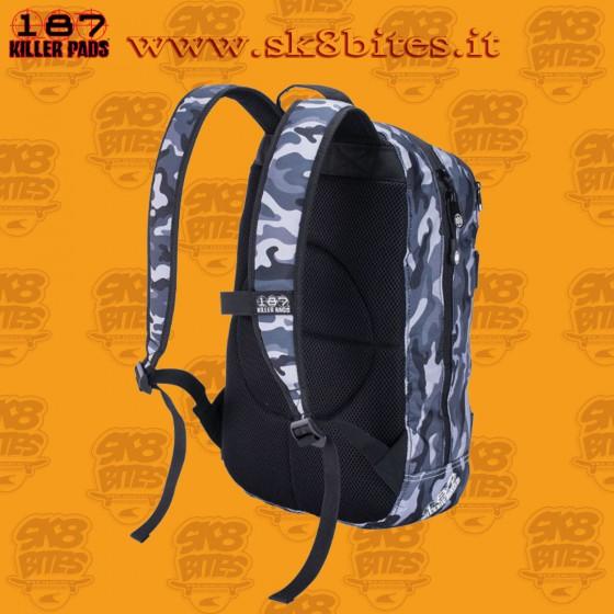 187 Standard Issue Backpack Camo Streetwear Bag
