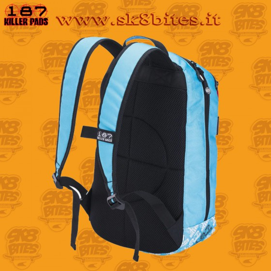 187 Standard Issue Backpack Rainbow Streetwear Bag