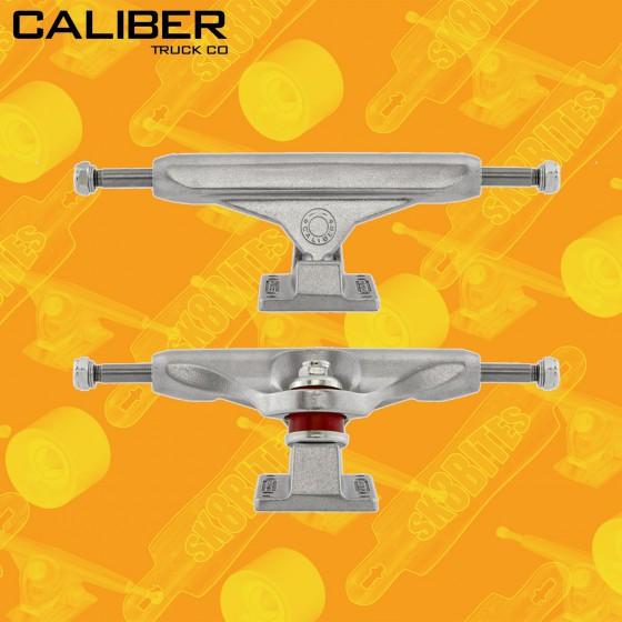 """Caliber Standard Raw 8"""", 8.5"""" o 9"""" Attacchi Longboard Skateboard"""