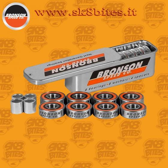 Bronson Speed Co. G3 Box Skateboard Street Longboard Bearings