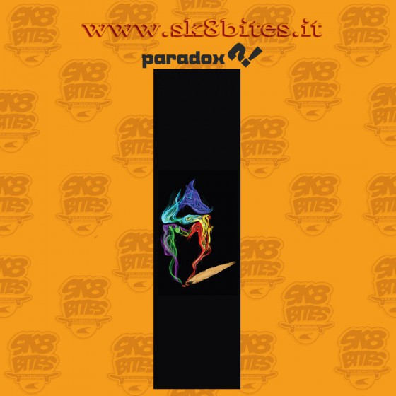 """Paradox Kremer Pro 9""""x33"""" Graphic Skateboard Grip Sheet"""
