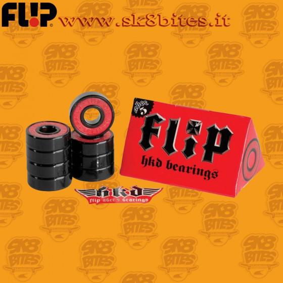 """Flip HKD Abec 5"""" Skateboard Street Longboard Bearings"""