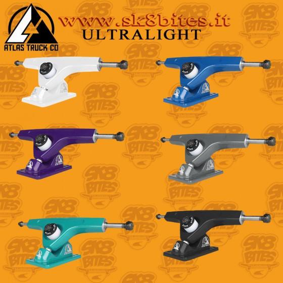 Atlas Ultralight 180mm Longboard Freeride carving Trucks