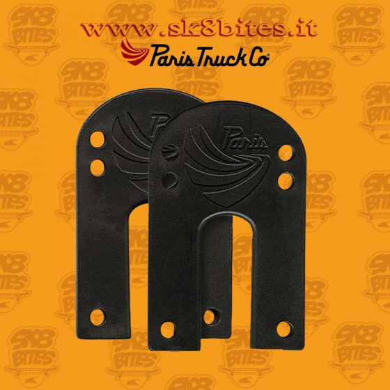 Paris Hard Riser 3mm Longbvoard Skateboard Carving