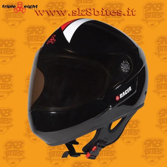 Triple Eight T8 Racer Black