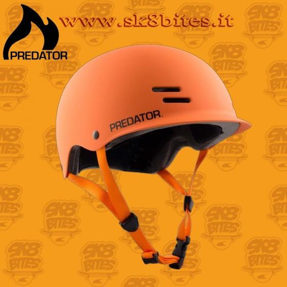 Predator FR7 White Certified Skateboard Longboard Helmet