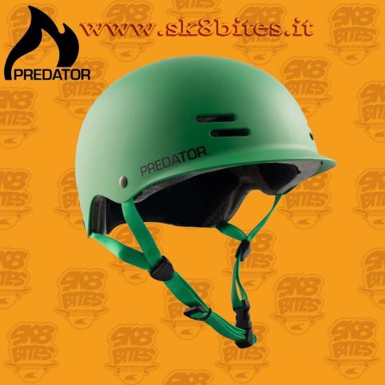 Predator FR7 EPS Green Certified Skateboard Longboard Helmet