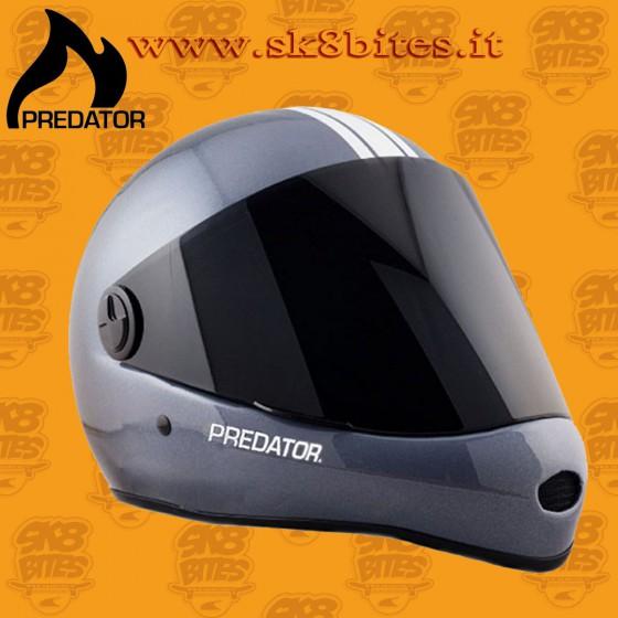 Predator DH6 Team Carbon Longboard Bike Freeride Downhill Helmet