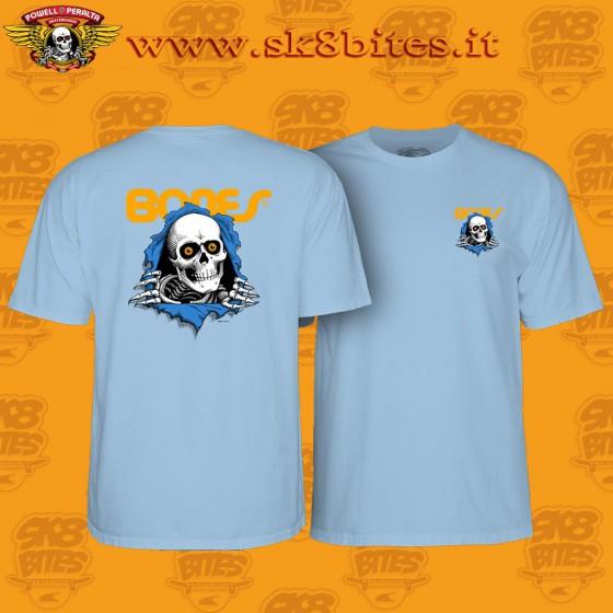 Powell Peralta Ripper Powder Blue T-shirt Streetwear