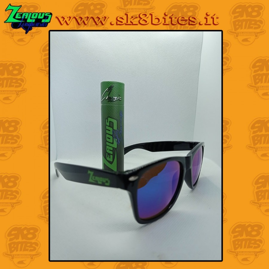 Zelaous Longbard Freeride Slide Bearings & Sunglasses