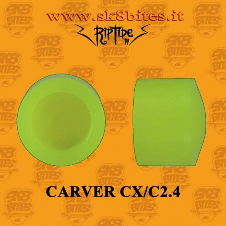Rip Tide Pivot Cups Carver CX/C2.4 Longboard Skateboard Trucks