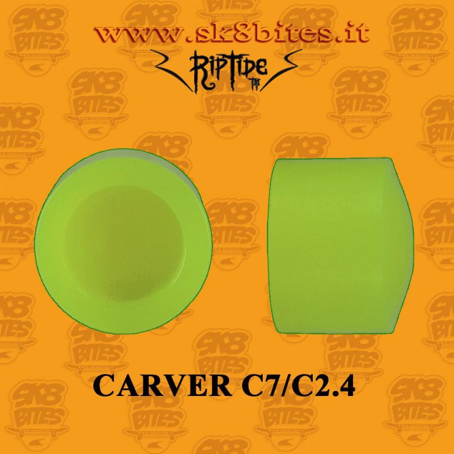 Rip Tide Pivot Cups Carver C7/C2.4 Longboard Skateboard Trucks