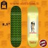 "Sk8mafia Ramirez Tatter 8,5"" Skateboard Street Pool Deck"