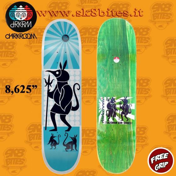 """Darkroom Grendel 8,625""""  Skateboard Street Pool Deck"""