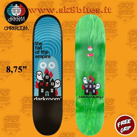 "Darkroom Empire 8,75""  Skateboard Street Pool Deck"