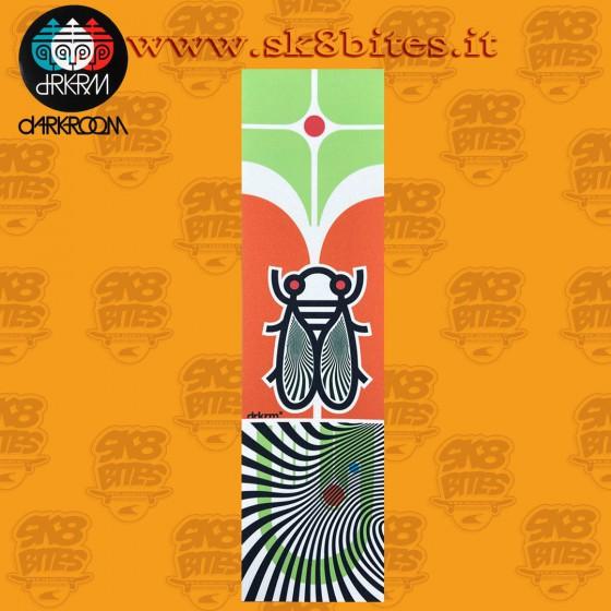 Darkroom Como La Cigarra 9in x 33in Graphic Skateboard Grip