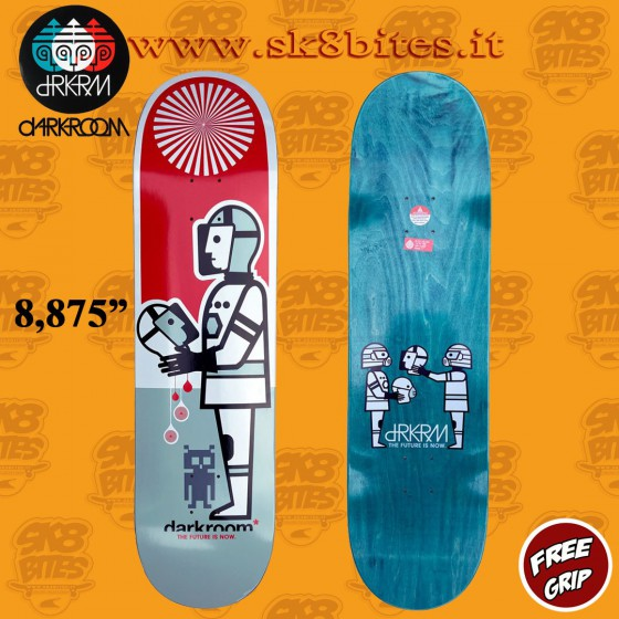 "Darkroom Contagion 8,875""  Skateboard Street Pool Deck"