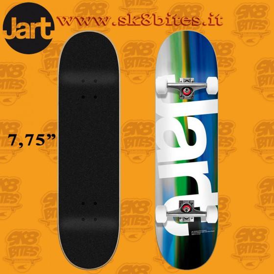 "Jart Slide 7,75"" Complete Skateboard Street Pool Deck"