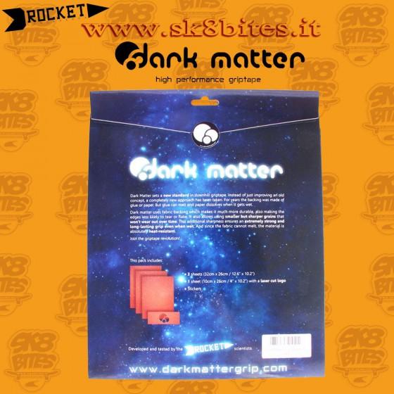 Dark Matter Longboard Freeride Downhill Griptape Sheets